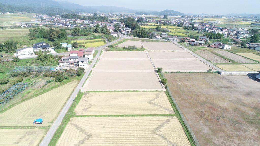 農業土木工事のイメージ画像